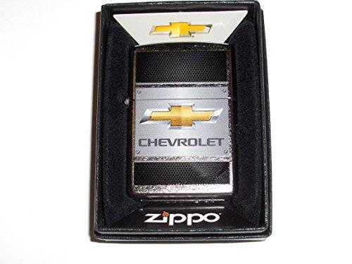 Zippo Chevrolet Chevy Grill Chrome (Zippo Grill)