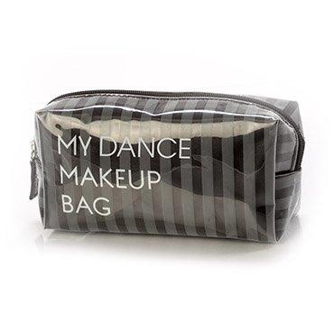 YOFI Cosmetics My Dance Makeup Bag  Small Grey