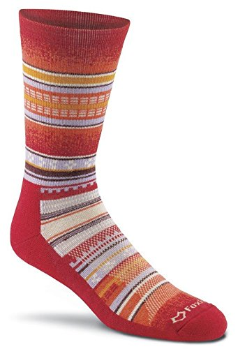 Fox River Women's Mariposa Crew Cut Socks