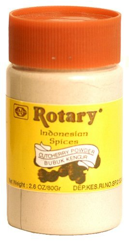 Rotary Indonesian Spices - Cutcherry Powder - Namaste Spice