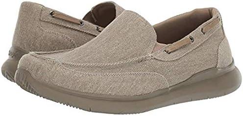 [プロペット] メンズスリッポン・ボートシューズ・靴 Viasol Tan 31cm X (3E) [並行輸入品]