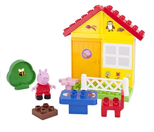 Zoofy International Peppa's Garden House Construction (Peppa Pig Garden Games)