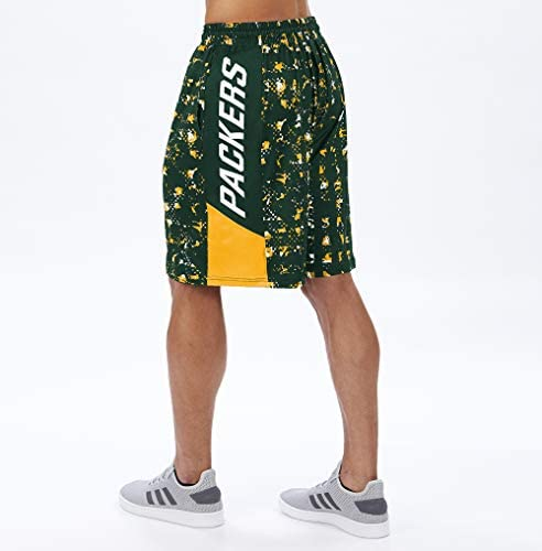 ZUBAZ Menss Team Color Shorts