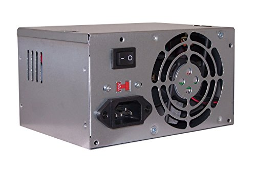 SHARK TECHNOLOGY ATX-500 SATA4 500-Watt 80mm Fan ATX 12V V2.
