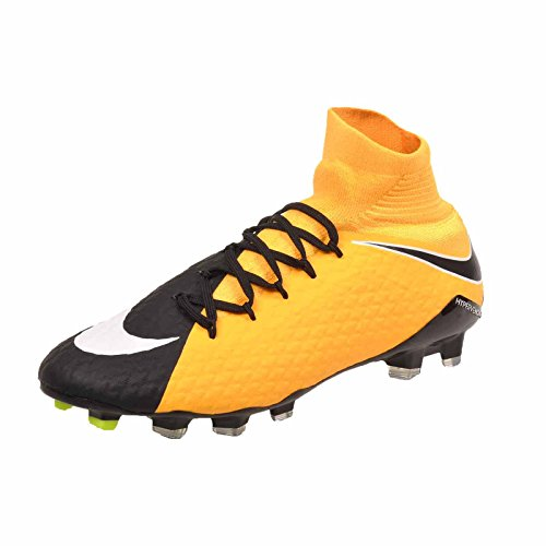 cc5e3298fdf1 NIKE Hypervenom Phatal III Df FG Mens Football Boots 852554 Soccer Cleats ( UK 8.5 US