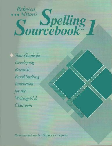 Rebecca Sitton's Spelling Sourcebook 1 from Brand: Egger Publishing, Incorporated