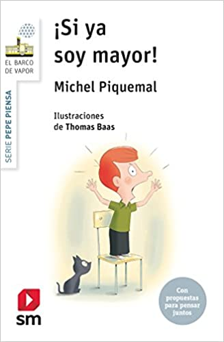 El Barco de Vapor Blanca: Amazon.es: Michel Piquemal, Thomas Baas, Xohana Bastida Calvo: Libros