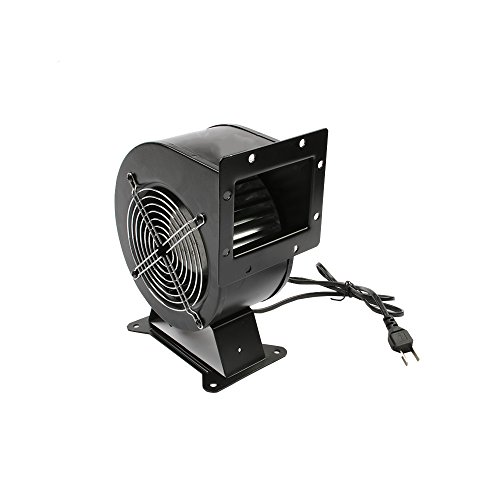 LUBAN Centrifugal Blower AC Centrifugal Fan Small dust Exhaust Electric Blower (220V)