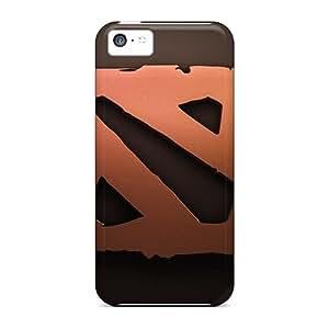 Iphone 5c Case Cover Skin : Premium High Quality Dota 2 7008 Case