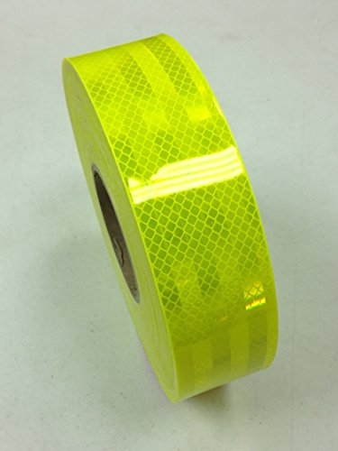 Fluorescent Yellow Green (Safe Way Traction 2
