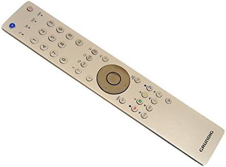 Original Grundig TV Mando a distancia TP1, Plata: Amazon.es: Hogar