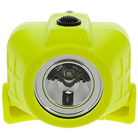Green Nightstick XPP-5450G Intrinsically Safe Permissible Dual-Function Headlamp