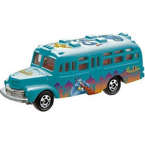 1/110 いすゞ ボンネットタイプバス ジーニー R(ブルー) 「ディズニー トミカコレクション D-10」
