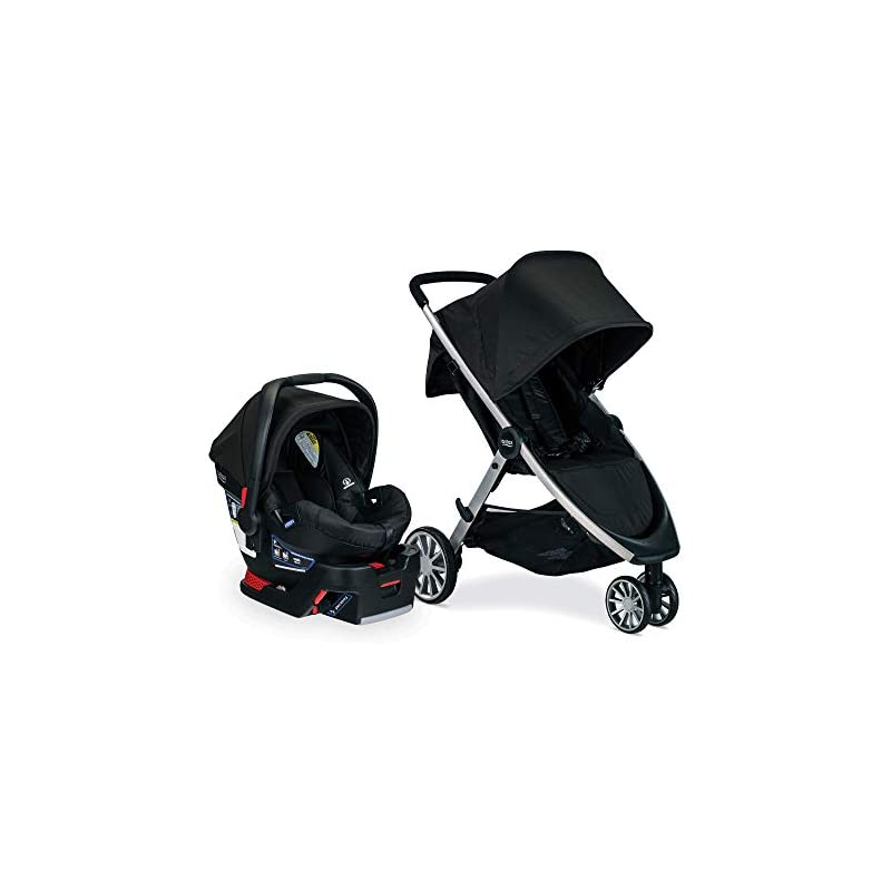 Britax Travel System - B-Lively Stroller
