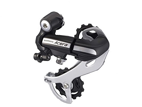Shimano Acera RD-M360 SGS Mountain Bike Bicycle Rear Derailleur 7/8 Speed Black