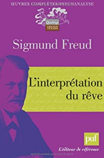L'interprétation du rêve par Freud