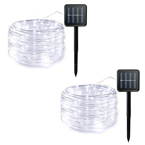 Outdoor Rope Lights Solar in US - 9