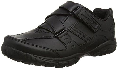 Skechers Grambler-Zeem, Zapatillas Para Niños Negro (Black Bbk)