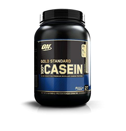 Optimum Nutrition Gold Standard 100% Casein Protein Powder,