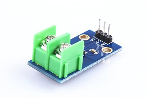 KNACRO ±20A AC and DC Current Sensor Module ACS712 Arduino