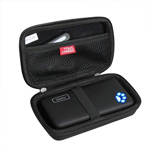 Hermitshell Travel Case for INIU Portable Charger LED Display 20000mAh Power Bank/INIU Ultra-high 20000mAh Capacity…