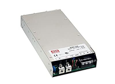 RSP-750-5 AC/DC Power Supply Single-OUT 5V 100A 500W 17-Pin