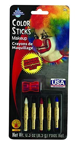 Rubie's Costume Highlite Color Makeup Sticks]()