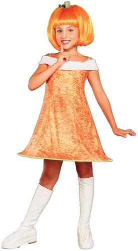 Fruity Licious Pumpkin Spice Child Costume, Medium