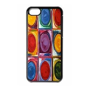 Color Palette iPhone 5C Case Cover, Color Palette DIY Phone Case, iPhone 5C Custom Case