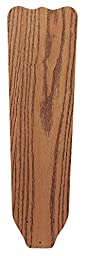 Fanimation FP1022 Reversible Wood Brewmaster Blade, 25-Inch, Oak/Walnut, Set of 2