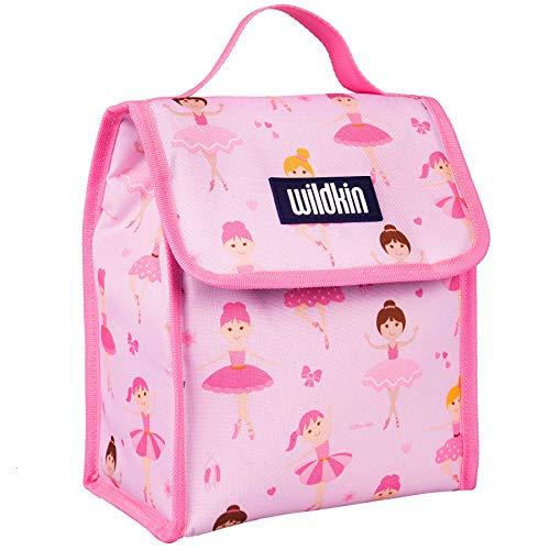 (Wildkin Lunch Bag, Ballerina)