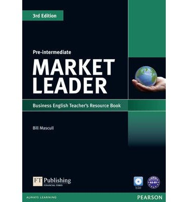 Download Market Leader Pre-intermediate Teacher's Resource Book/test Master CD-ROM Pack (Market Leader) (Mixed media product) - Common ebook