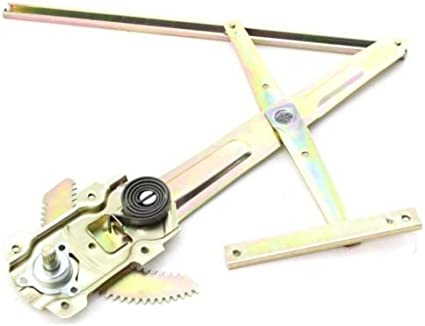Make Auto Parts Manufacturing Driver Side Front Manual Window Regulator With Manual Crank For Toyota Pickup 1979-1983 TO1350102