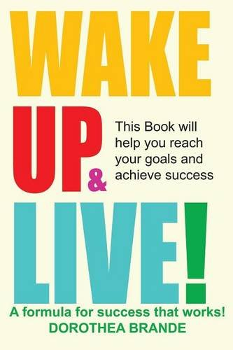 Read Online Wake Up and Live! PDF