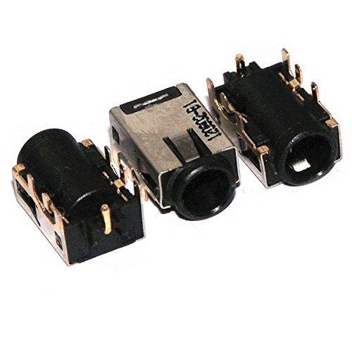 New DC JACK POWER PLUG IN PORT AC INPUT CONNECTOR Charging Port For Asus UX32A Q200E X202E S200E UX52 UX52VS F200E F201E F202E S200L UX31A UX32VD X201E TX201