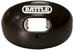 Battle Oxygen Lip Protector Mouthguard, Black