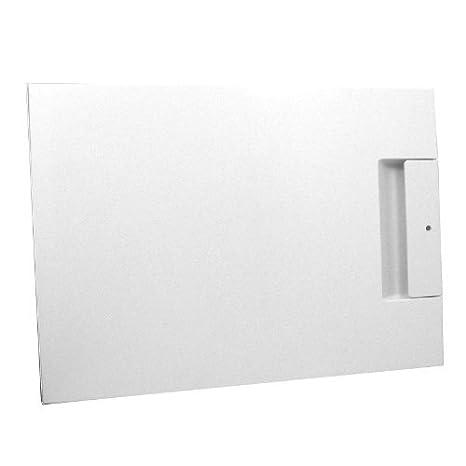Panel frontal de compartimento de nevera marca Neff, color blanco ...