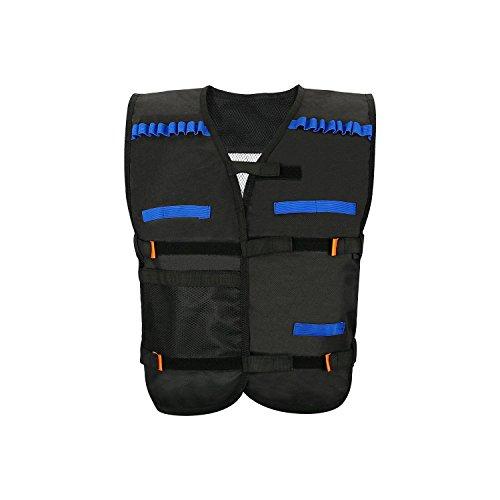 Elite-Tactical-Vest-Newisland-Kids-Adjustable-Tactical-Vest-Kit-for-EliteToys-Series-Foam-Darts-Blaster-Gun-and-Other-Outdoor-Activities