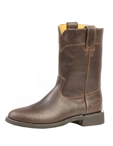 Bottes américaines - Rugged Country BO-2506-EE (pied enrobé) - Homme - Cuir - marron