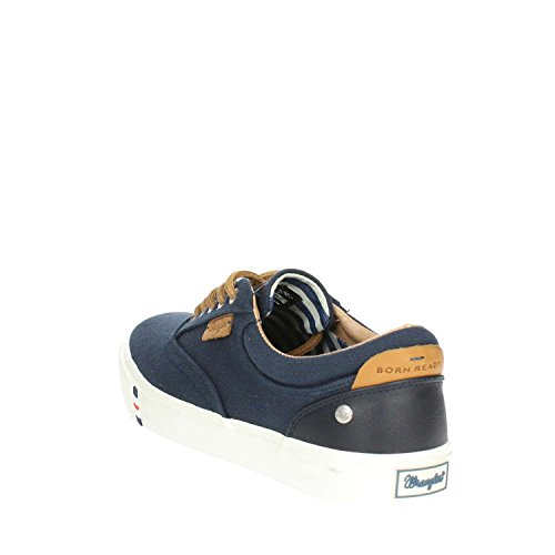 181021 559 WRANGLER Blu Uomo Scarpa Blu Sneaker wZwvqUxg