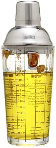 14 oz Recipe Glass