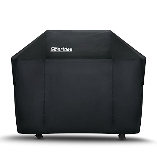 Grill Cover, Weber Grill Cover 7106 Heavy Duty Waterproof...