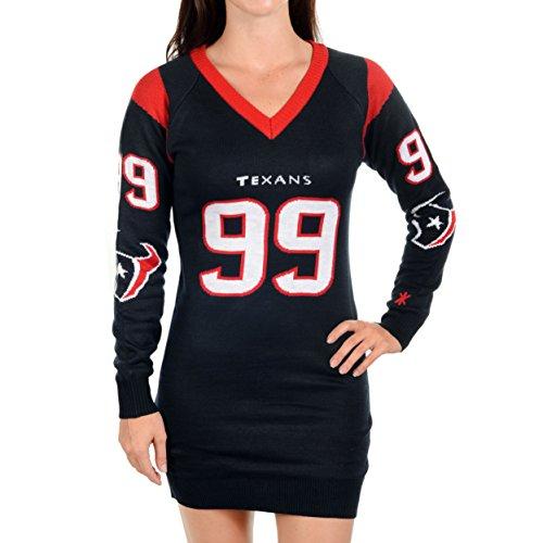 JJ Watt #99 (Houston Texans) Player NFL Sweater ()