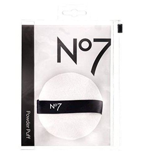 No7 Powder Puff - Pack of 2 by No. 7