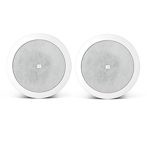 JBL Professional C24CT MICRO Control Background Music Ceiling Loudspeaker (sold as pair) by JBL Professional