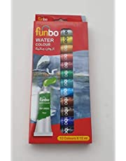 funbo WATER COLOUR 12X12ml