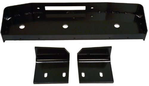 Warn Winch Mounting Kit - WARN 62289 Semi-Hidden Kit Winch Mounting System