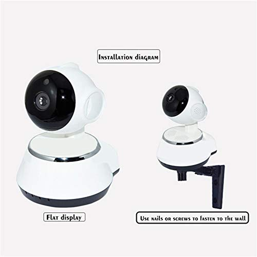 Singa-z 720P High-Definition Security Night Vision Wireless IP Camera for Home/Garden