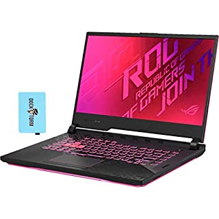 "ASUS ROG Strix G15 G512LI Gaming and Entertainment Laptop (Intel i7-10750H 6-Core, 16GB RAM, 2TB PCIe SSD, NVIDIA GTX 1650 Ti, 15.6"" Full HD (1920x1080), WiFi, Bluetooth, Win 10 Home) with Hub"
