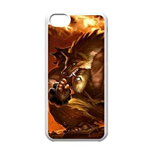iphone5c White phone case Udyr league of legends LOL5718220